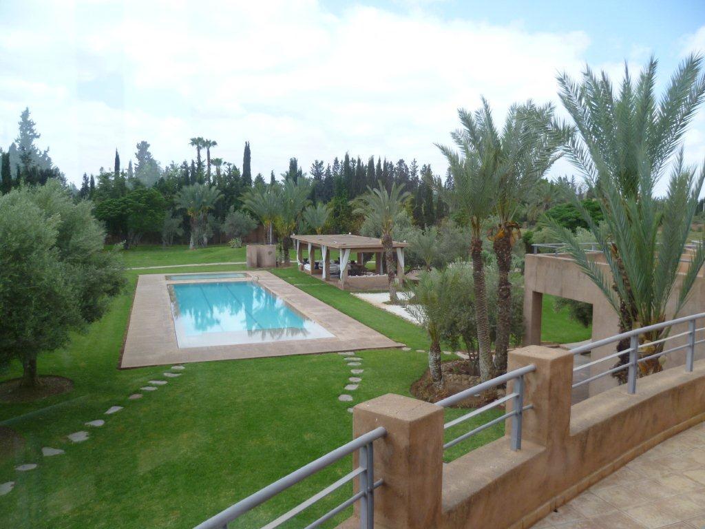 Très belle propriété Palmeraie Marrakech