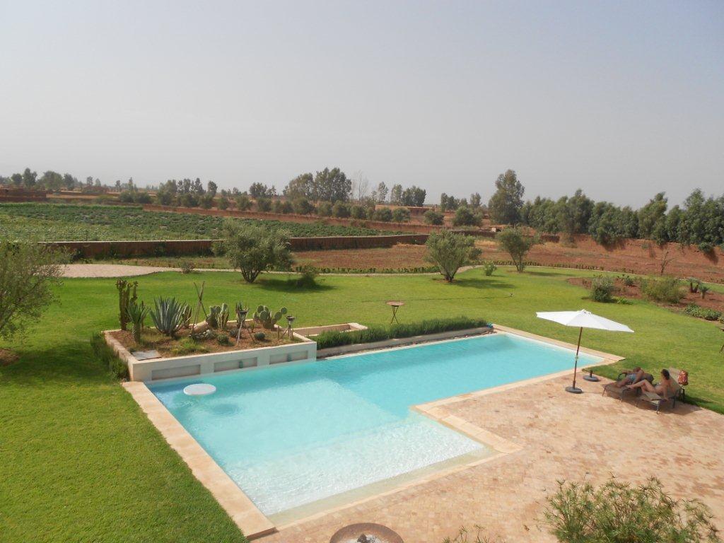 Magnifique Villa  sur la Route de Fès