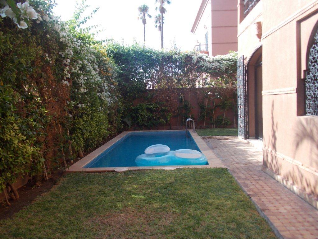 Location Villa non meublée - TARGA -