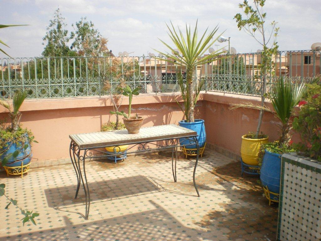 Sympathique villa à louer meublée-TARGA -