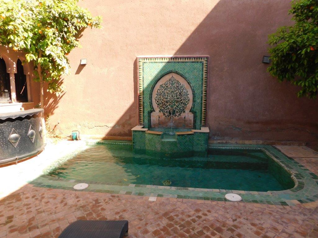Belle villa meublée - PALMERAIE-