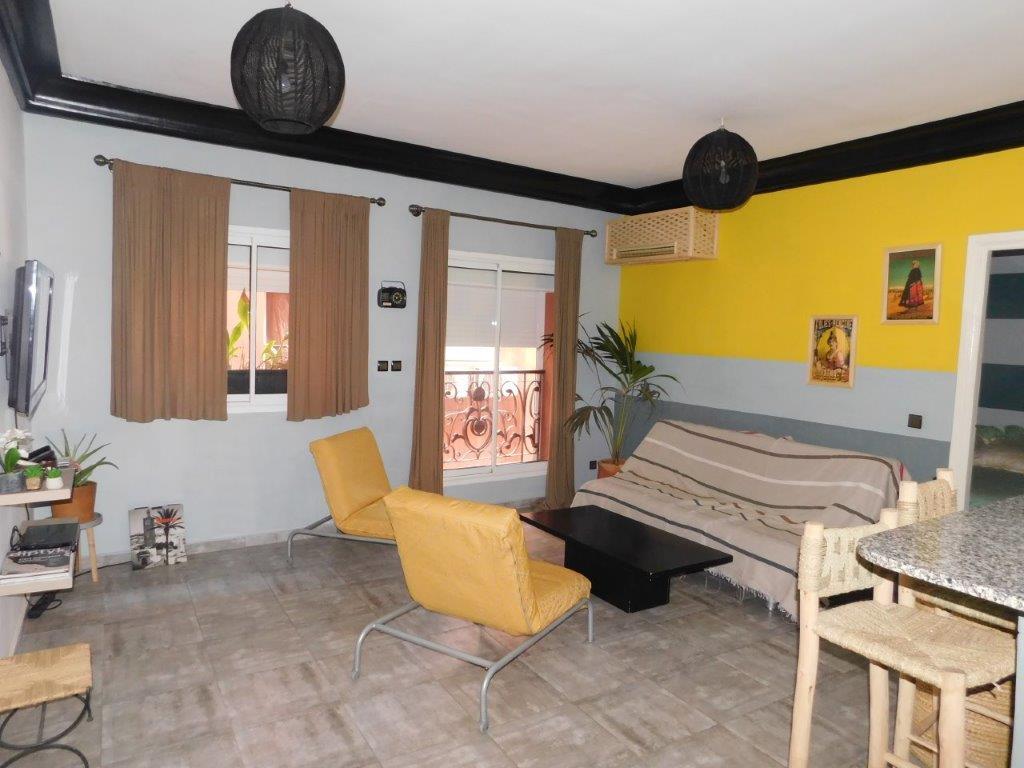 A Louer Appartement Meublé -Gueliz