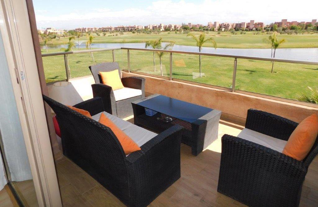 Bel appartement 3 chambres à louer - Résidence Golfique