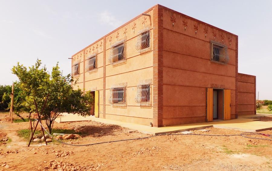 Maison A VENDRE dans la campagne de Marrakech