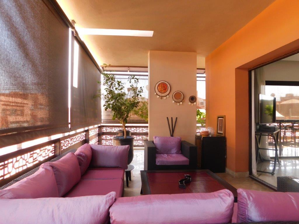 Magnifique appartement  - GUELIZ