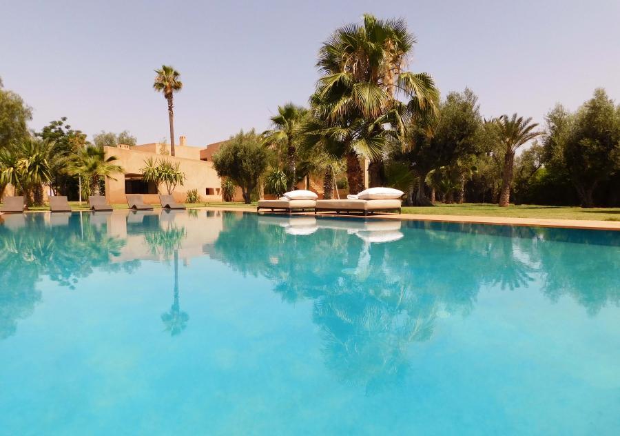 Très belle villa à vendre - PALMERAIE