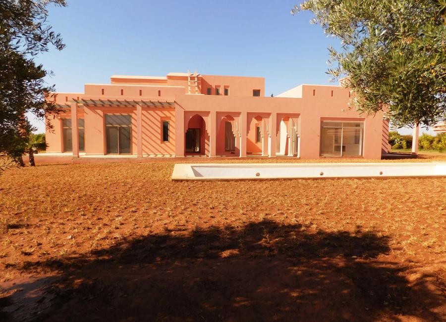 A vendre belle villa style Mauresque