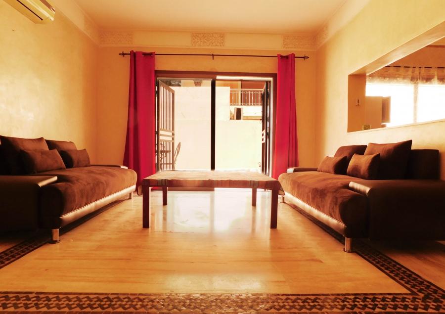 A VENDRE - Appartement Meublé 2 chambres