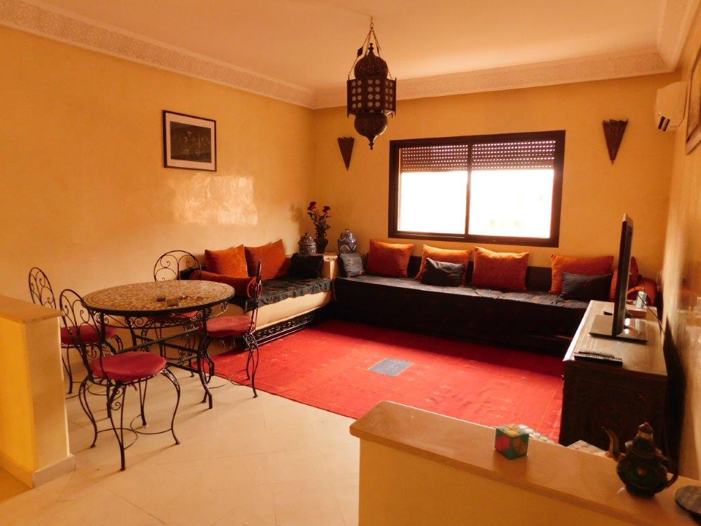 A louer appartement meublé - Victor Hugo