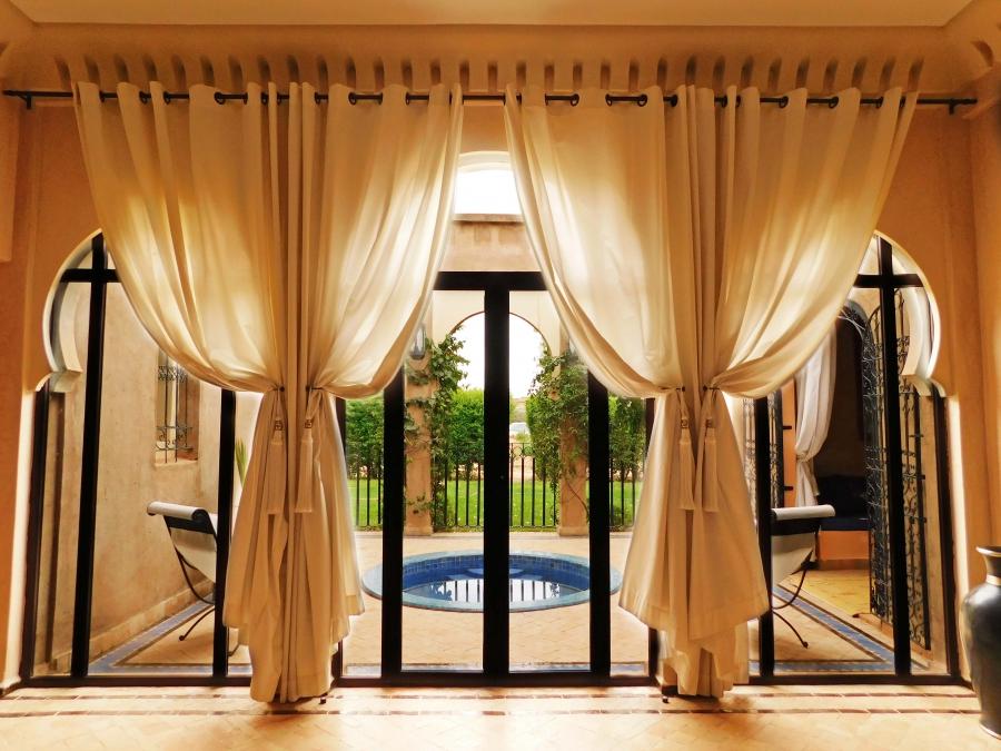 Villa individuelle en résidence privée - Rte de FES