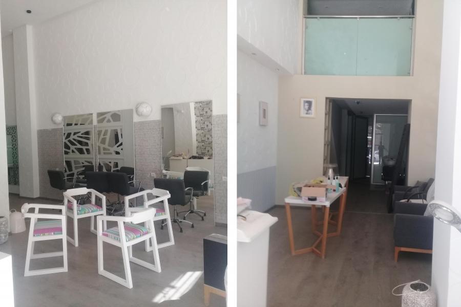 Salon Esthetique Coiffure et SPA à la VENTE
