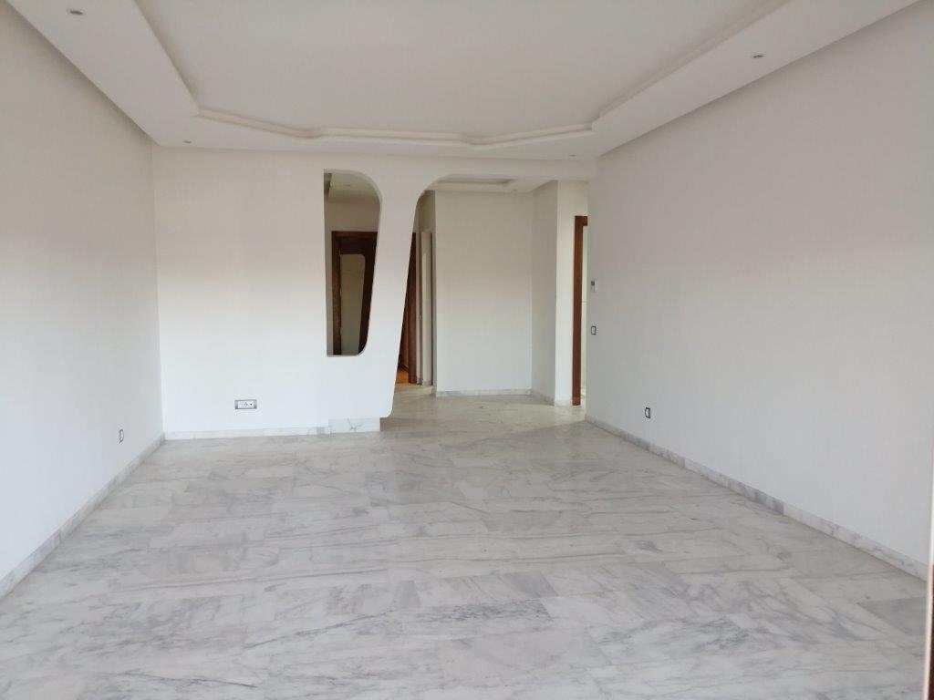 Magnifique appartement non meublé -