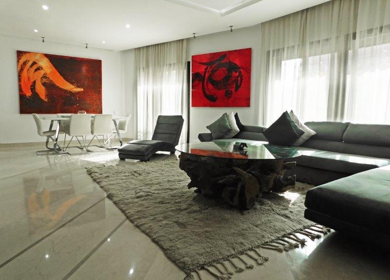 Magnifique Appartement à LOUER - GUELIZ