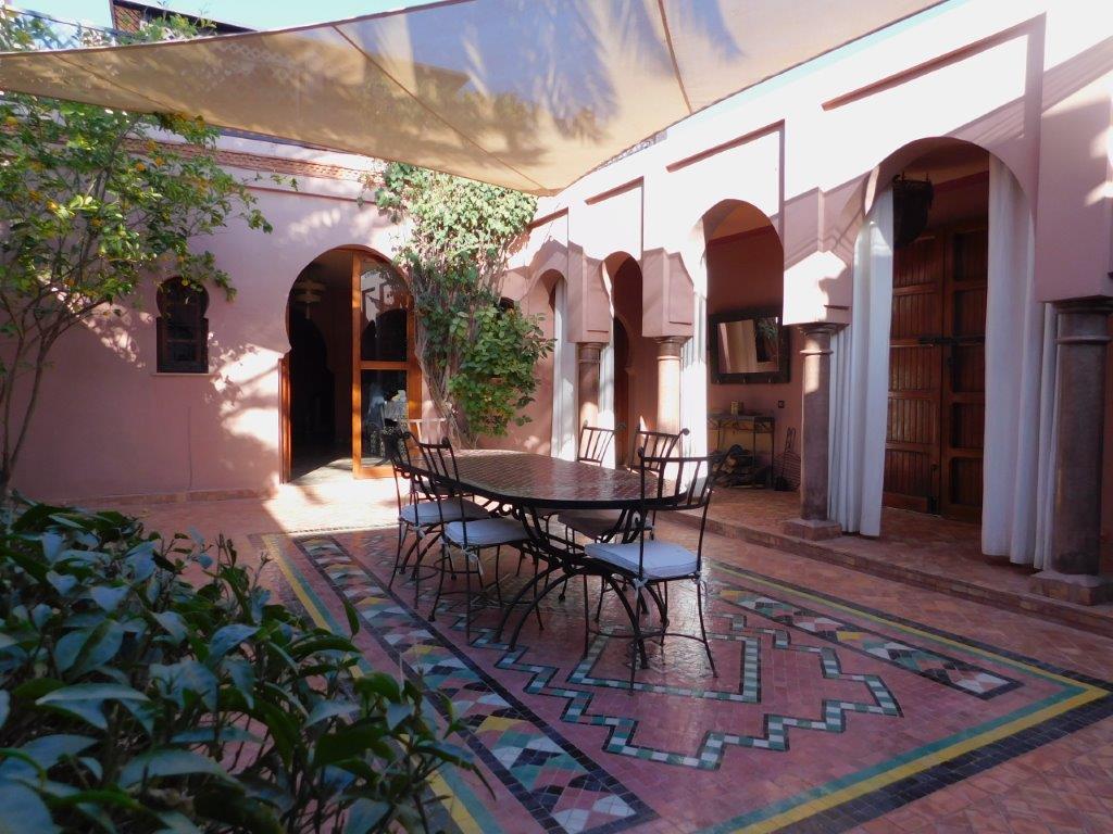 Sympathique Villa à la location Palmeraie -Marrakech-