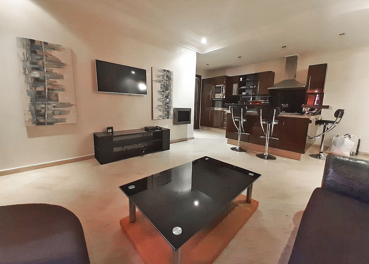 Appartement 1 chambre GUELIZ 57 m²