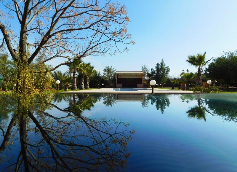 Villa 3 chambres - Palmeraie