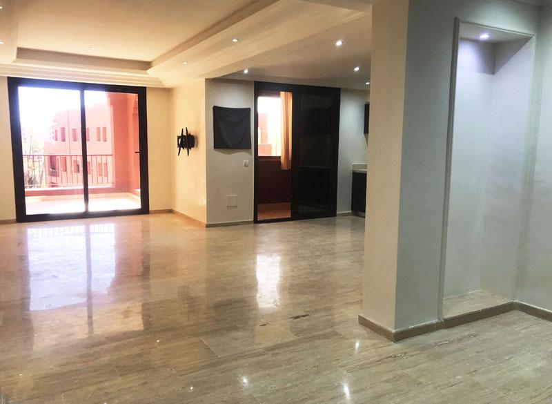 Appartement de standing SEMLALIA 2 Chambres Non Meublé