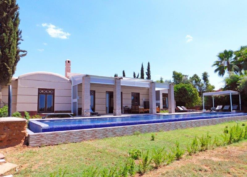 Villa Premiere ligne de GOLF AMELKIS