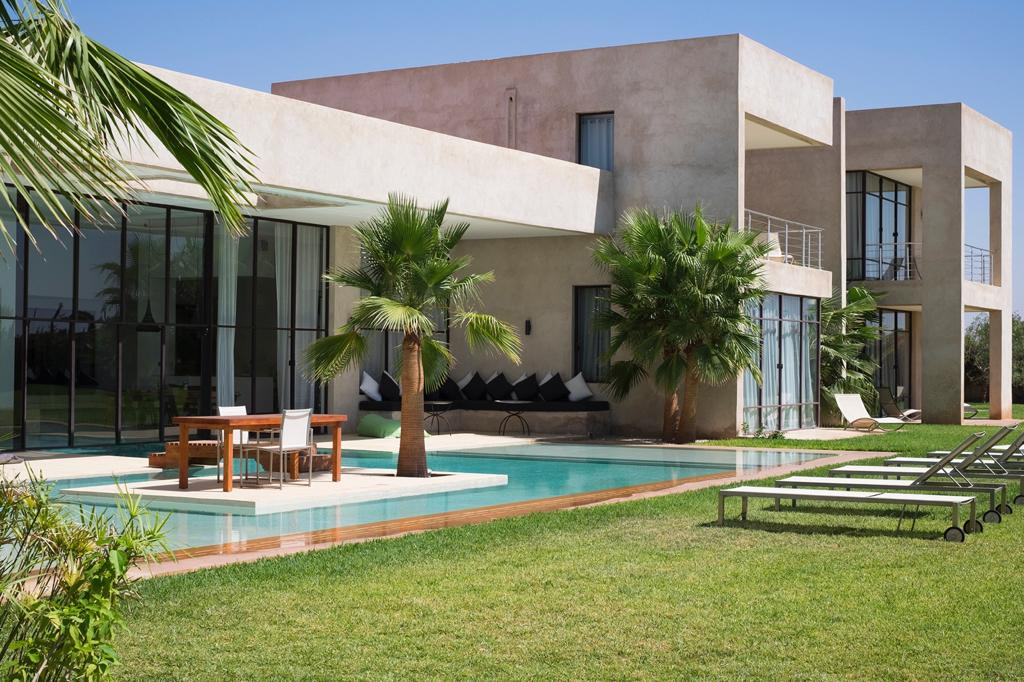 Villa moderne meublée à VENDRE Route d'Amizmiz
