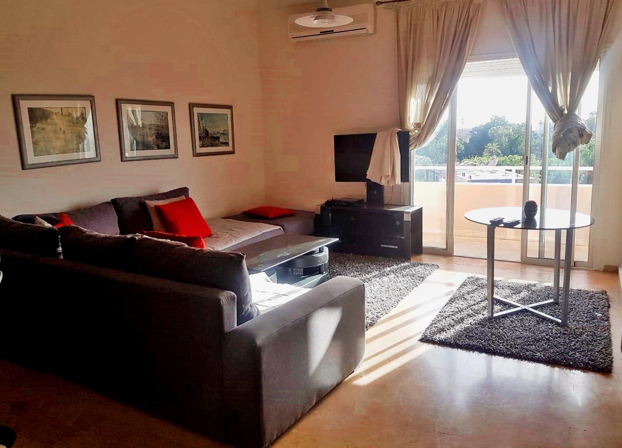 Appartement 1 Chambre HIVERNAGE Meublé