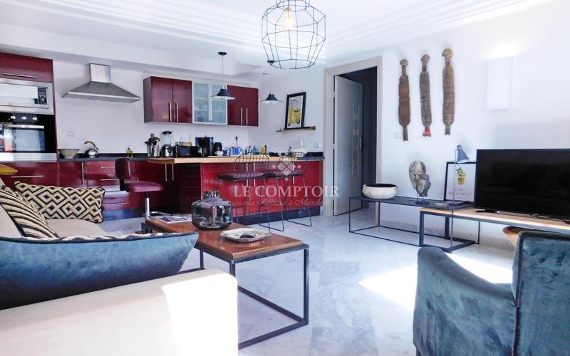 Appartement Meublé Gueliz 1 chambre