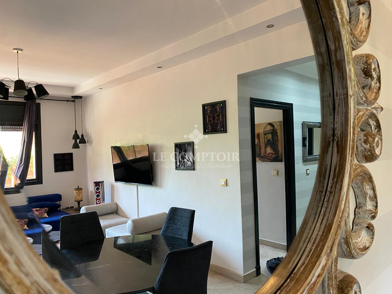 LOCATION APPARTEMENT-HIVERNAGE-MARRAKECH
