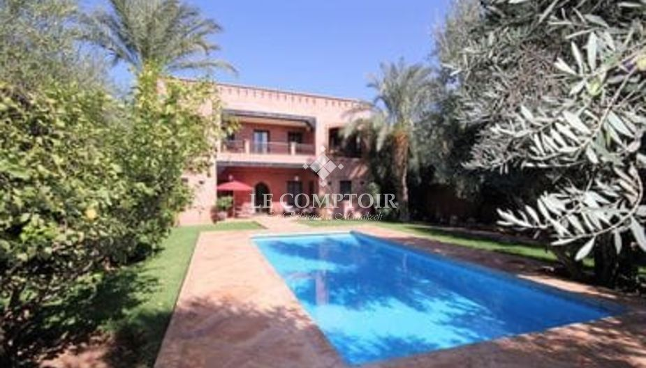 LOCATION VILLA - ROUTE DE FES