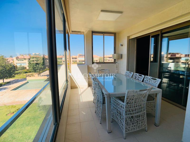 Splendide appartement sur Golf à Prestigia