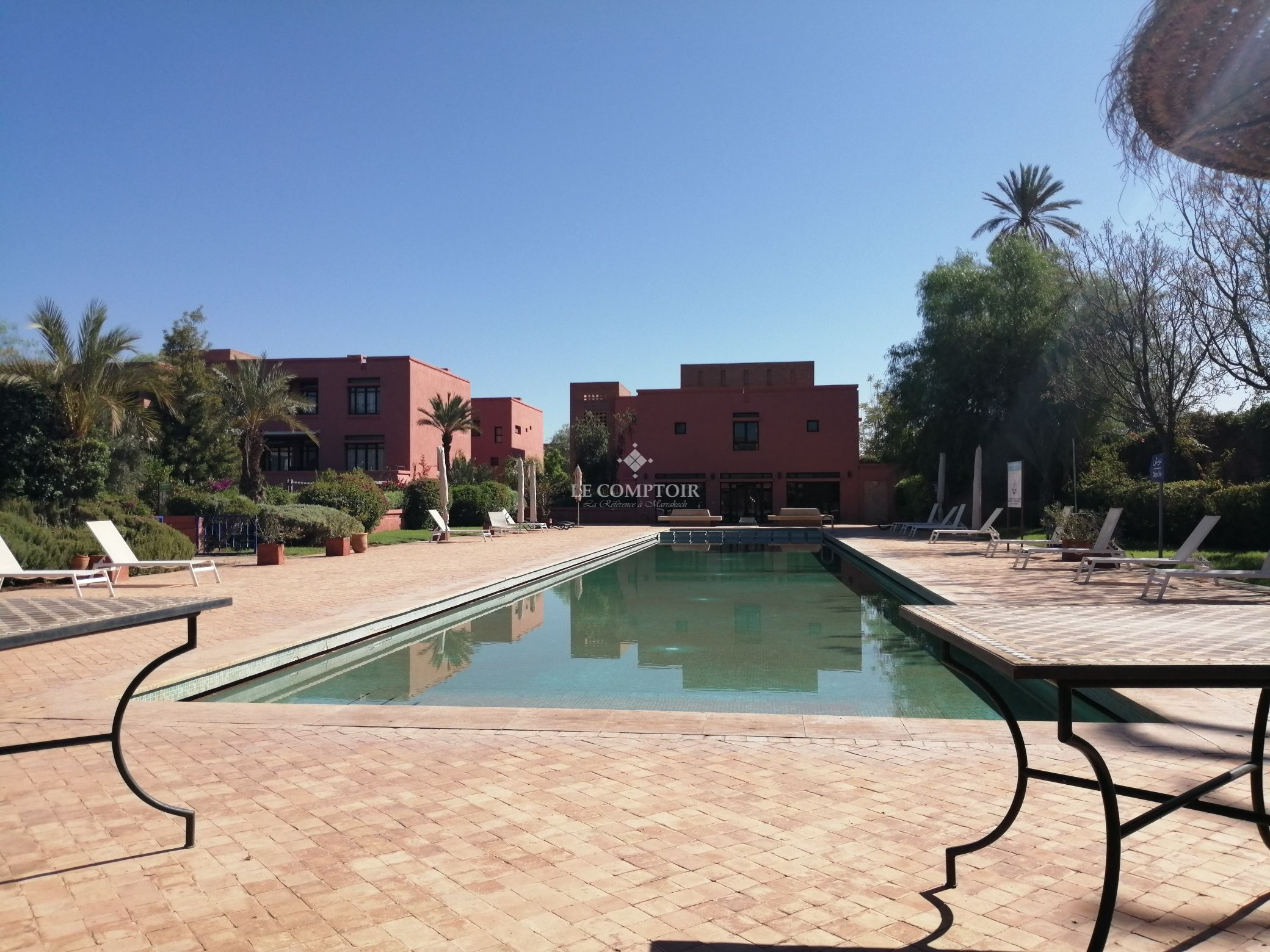 LOCATION APPARTEMENT - AMELKIS-MARRAKECH