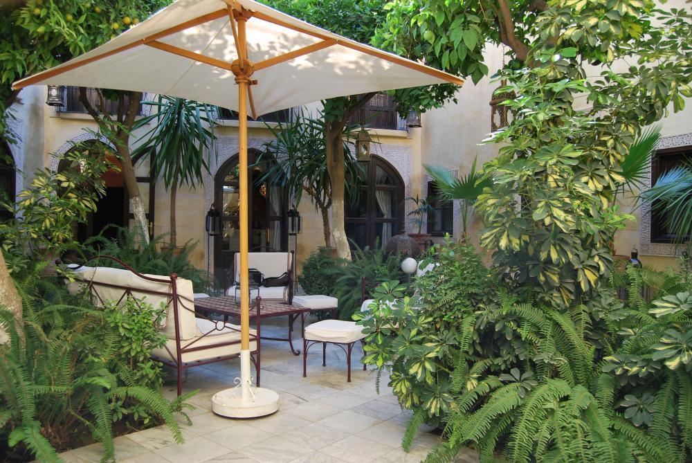 Riad Rénové à la vente médina Marrakech