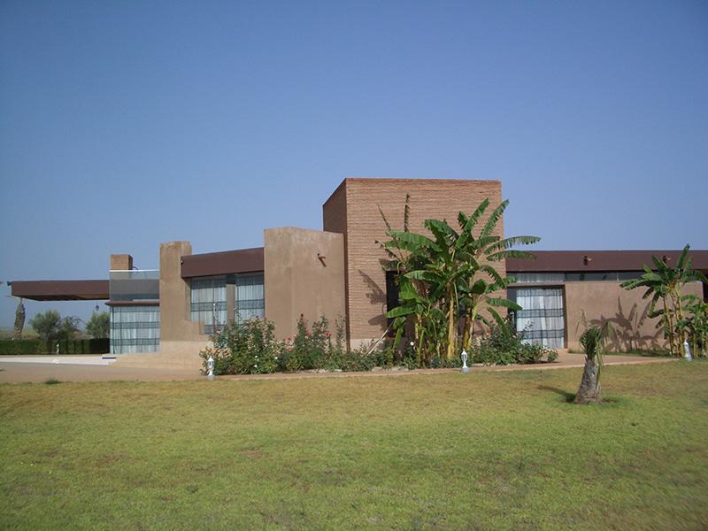 Villa semi meublée à la vente sur la Route de l'Ourika