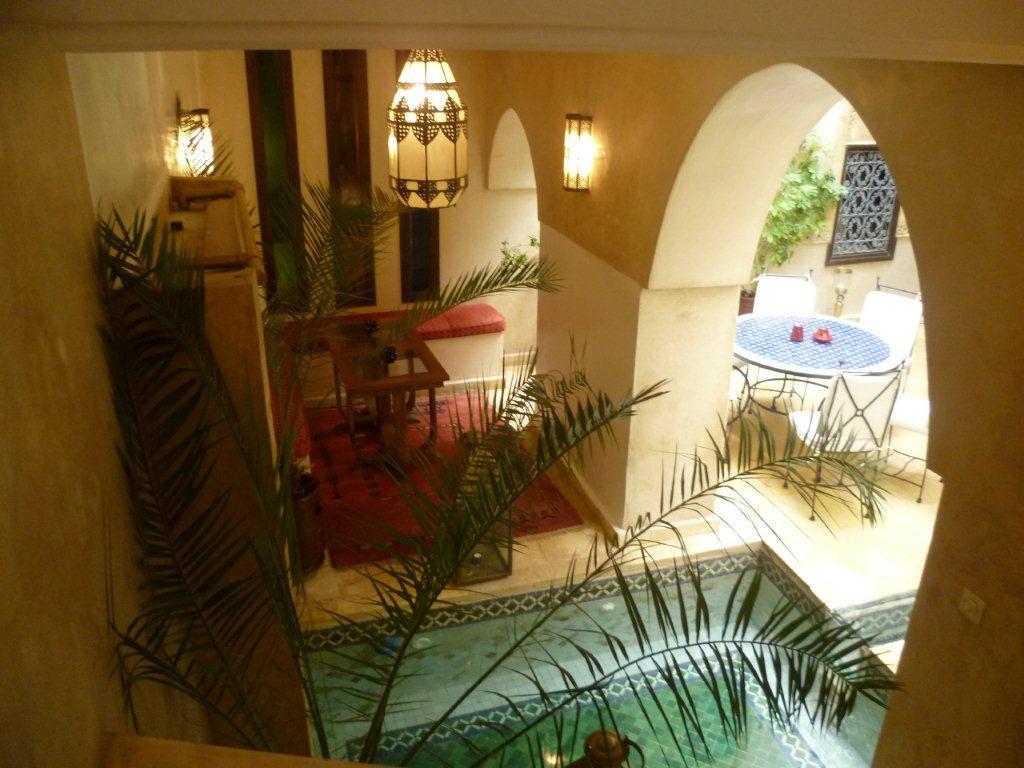 Très beau Riad Jemaa El fna à Marrakech